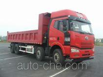 解放牌CA5310ZLJP66K24L6T4E4型自卸式垃圾车