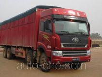 FAW Jiefang CA5310CPYP2K2L7T4E4A80-2 soft top box van truck