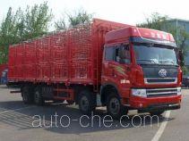 解放牌CA5313CCQP2K2L7T10E4A80型畜禽运输车