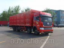 FAW Jiefang CA5313CCQP2K2L7T4E4A80 livestock transport truck