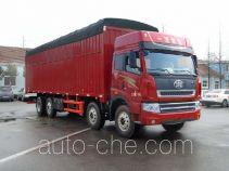 FAW Jiefang CA5313CPYP2K2L7T10E4A80-2 soft top box van truck