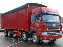 FAW Jiefang CA5313CPYP2K2L7T4E4A80-2 soft top box van truck