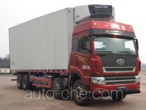 FAW Jiefang CA5313XLCP2K15L7T4NE5A80 refrigerated truck