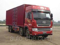 FAW Jiefang CA5313XXYP2K15L7T4NA80-3 box van truck