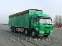 FAW Jiefang CA5313XXYP7K2L11T4A2E soft top box van truck