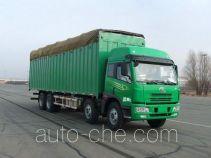 FAW Jiefang CA5313XXYP7K2L11T4AE soft top box van truck