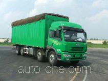 FAW Jiefang CA5313XXYP7K2L11T9AE soft top box van truck