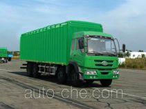 Huakai CA5316XYPK2L1T4-4E3 soft top box van truck