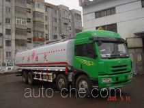 Cabover fuel tank truck