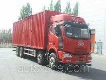 解放牌CA5320XXYP63K1L6T4E5Z型厢式运输车