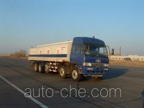 Cabover lifting axle oil tanker truck