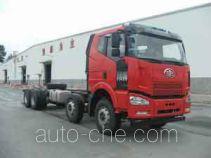 FAW Jiefang CA5420THBP66K24L7T4A1E4 concrete pump truck chassis