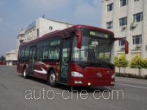 解放牌CA6100URHEV21型混合动力城市客车