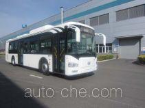 解放牌CA6121URHEV21型混合动力城市客车