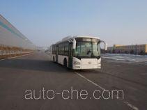 解放牌CA6122URHEV21型混合动力城市客车