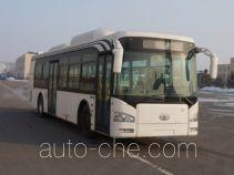 解放牌CA6123URHEV21型混合动力城市客车