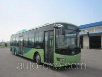 解放牌CA6126URHEV31型混合动力城市客车