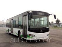 解放牌CA6126URHEV32型混合动力城市客车