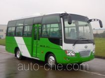 解放牌CA6660LFD80Q型客车
