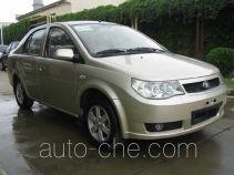 FAW Vita CA7150UE3M dual-fuel car