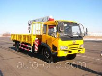 Xingguang CAH5108JSQ(SQ6.3) truck mounted loader crane