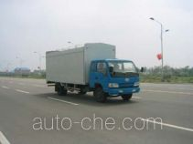 Xingguang CAH5121XXBK28L6R5 soft top box van truck