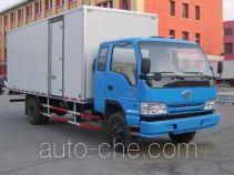 Xingguang CAH5121XXYK28L6R5-3B box van truck