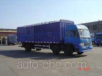 Xingguang CAH5200XYP1K2L11T3A soft top box van truck