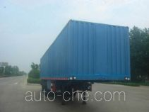 Tianzhushan CAJ9401XXY box body van trailer