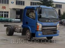 FAW FAC Linghe CAL1040DCTE4 truck chassis