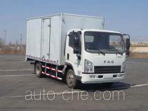 FAW FAC Linghe cross-country box van truck