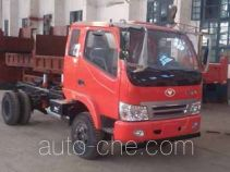 FAW FAC Linghe CAL3040P2BE4 diesel cabover dump truck chassis