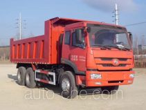 FAW FAC Linghe CAL3250P1T1E4 diesel cabover dump truck