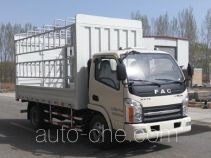 FAW FAC Linghe CAL5040CCYDCRE5-1 stake truck