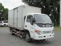 FAW FAC Linghe CAL5040XXYDCRE4 box van truck