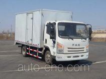 FAW FAC Linghe CAL5040XXYDCRE4A box van truck