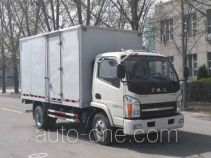 FAW FAC Linghe CAL5040XXYDCRE5-1 box van truck
