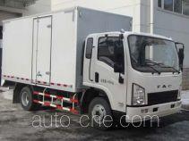 FAW FAC Linghe CAL5041XXYPCRE4A box van truck
