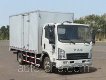 FAW FAC Linghe CAL5081XXYDCRE5 box van truck