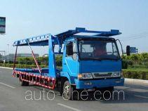 一汽凌河牌CAL5120TCLPK2L6E型车辆运输车