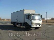 FAW FAC Linghe CAL5120XXYPK2 box van truck