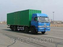 FAW FAC Linghe CAL5241XXYP10K2L11T4 box van truck