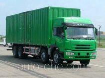 FAW FAC Linghe CAL5311XXYP10K2L11T4 box van truck