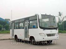 川马牌CAT6650EC2型城市客车