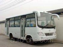 川马牌CAT6650ECNG型城市客车