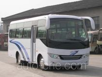川马牌CAT6750EET型客车