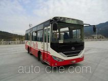 Chuanma CAT6780C4GE city bus