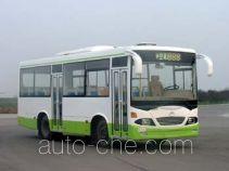 川马牌CAT6781ECNG型城市客车