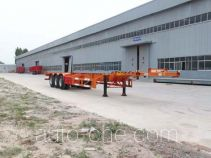 Hengtong Liangshan CBZ9400TJZ container transport trailer