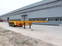 Hengtong Liangshan CBZ9401TJZ container transport trailer